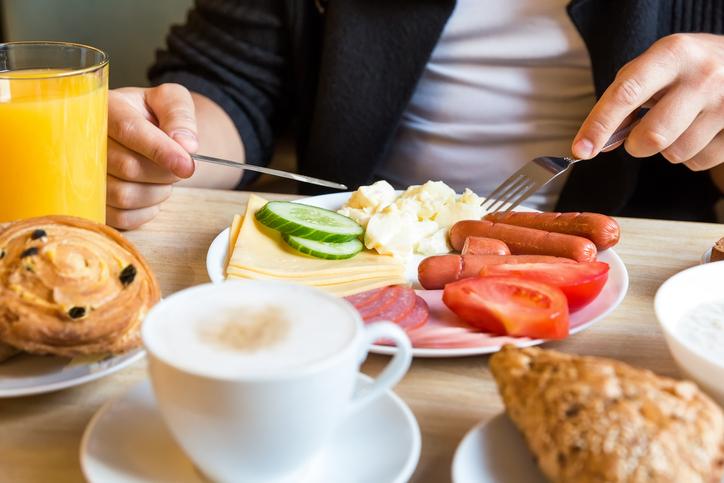 自宅のダイエット方法①|朝食を食べる&偏食をなくす