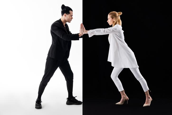 ダンディズムな対応④ 感情のぶつけ合いを避ける