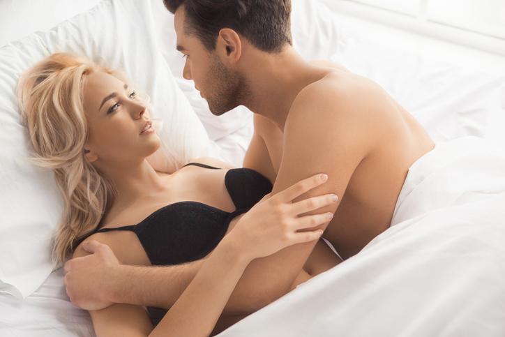 とにかくセックスを存分に楽しむ