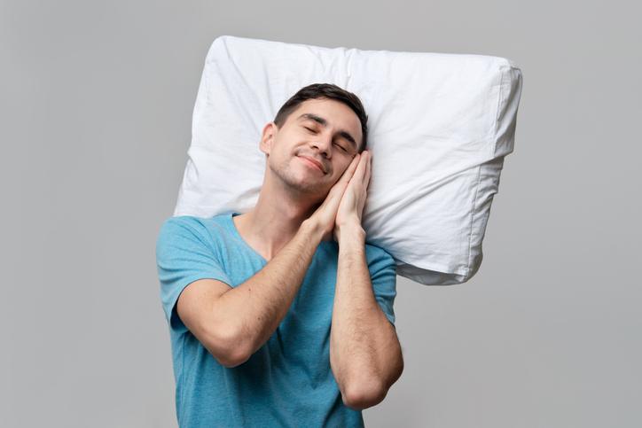 寝つきが良くなる