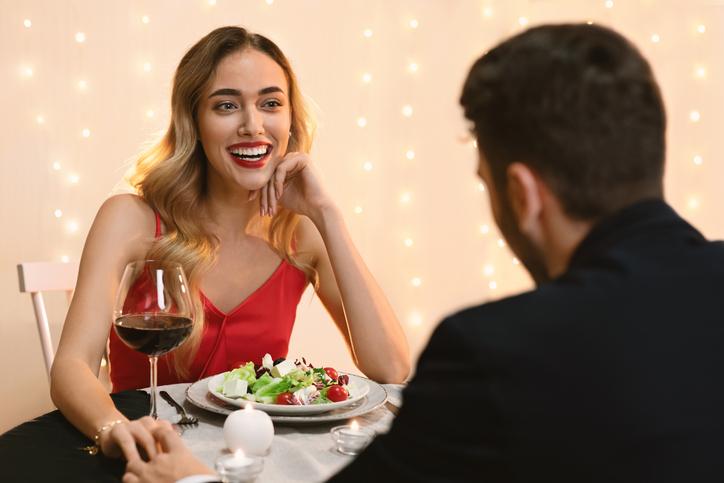 バレンタイン当日の過ごし方 ちょっとおしゃれなお店でディナー