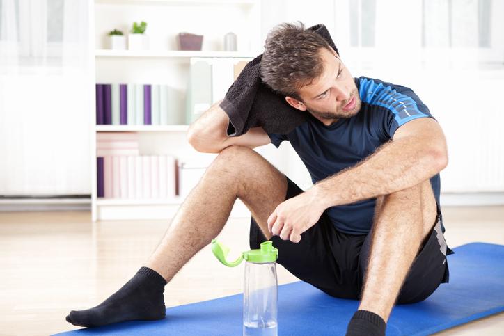 自宅の有酸素運動を効果的に行うためのポイント