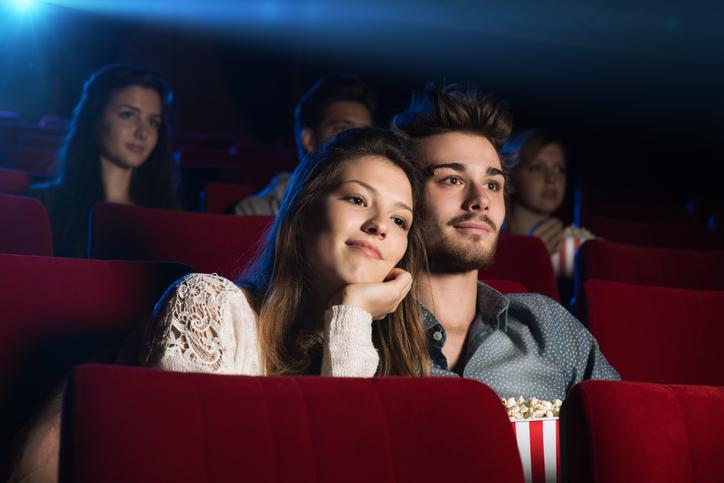 バレンタイン当日の過ごし方 映画やプラネタリウムを楽しむ
