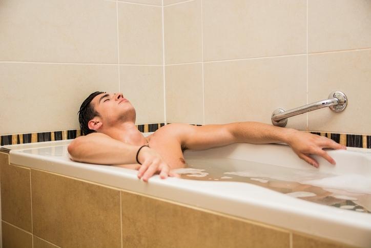 自宅のダイエット方法②|お風呂で必ず湯船に浸かる