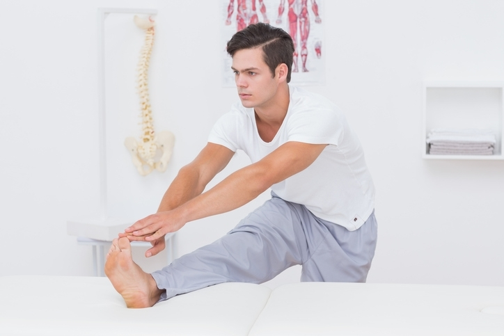 自宅のダイエット方法③|就寝前のストレッチで血流を促す
