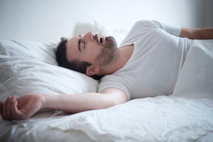 十分に睡眠をとる